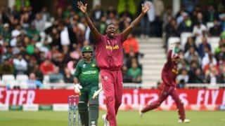World Cup 2019: West Indies quicks floor Pakistan for 105