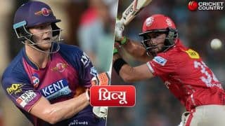 IPL 2017: Kings XI Punjab vs Rising Pune Supergiant, Match 4 Preview: RPS eye another win
