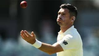 James Anderson: South Africa advised it is difficult to play during twilight in Australia