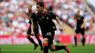 Belgium ready for World Cup challenge