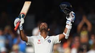 India vs England 2014, 2nd Test at Lord's: Ajinkya Rahane's ton helps India bag honours at Lord's Day 1, session 3