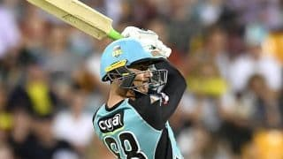 Big Bash League: Mujeeb ur rahman sets a new T20 record with the bat