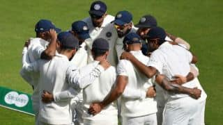 कोहली की कप्तानी में पहली बार बिना बदलाव के टेस्ट खेलने उतरी टीम