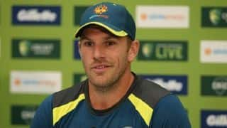 Aaron Finch will have to bat lower down the order in Test series against India: Simon Katich