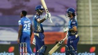 MI vs DC 2020, IPL Match Report: Quinton De Kock, Suryakumar Yadav Lead Mumbai Indians to Top of Table With Win Over Delhi Capitals