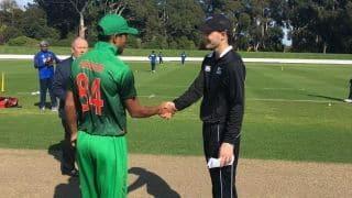 Dream11 Team New Zealand Under 19 vs Bangladesh Under 19, 5th Youth ODI, Bangladesh Under 19 tour of New Zealand, 2019 – Cricket Prediction Tips For Today's Match BD-U19 vs NZ-U19 at Bert Sutcliffe Oval, Lincoln