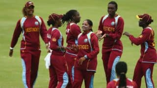 ICC Women's World Cup 2017: Anisa Mohammed, Afy Fletcher gift West Indies first win of tournament; beat Sri Lanka by 47 runs