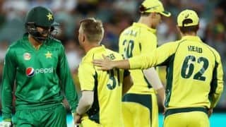 PCB trying to convince Australia for playing two ODI in Pakistan