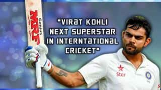 Virat Kohli next superstar in international cricket after Sachin Tendulkar: Kapil Dev
