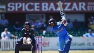 Mayank Agarwal, Vijay Shankar to replace KL Rahul, Hardik Pandya in India's ODI team: report