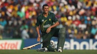 Najam Sethi used veto powers to include Younis Khan in Pakistan's ODI squad for Sri Lanka tour