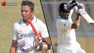Prithvi Shaw joins Sachin Tendulkar's elite list, other Duleep Trophy centuries on debut and more