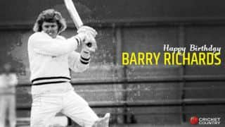 Happy Birthday, Barry Richards! Former South African great turns 71