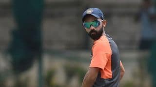 Preparation has been really good, Rahane confident ahead of first Test against South Africa