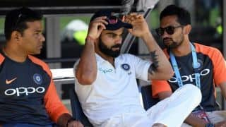 Virat Kohli on sledging: No boundary was crossed in second Test
