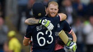 England vs Australia, ICC Champions Trophy 2017: Ben Stokes' magnificent 102, Mark Wood's 4 for 33, and other highlights