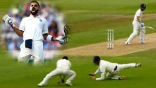 कोहली का कैच छोड़ना इंग्लैंड को पड़ा महंगा, बनाया सबसे बड़ा स्कोर