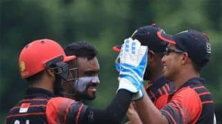 Singapore registers maiden win against ICC full member nation