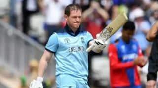 इंग्लैंड ने विश्व कप में अफगानिस्तान के खिलाफ लगाई रिकॉर्ड की झड़ी