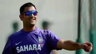'रांची टेस्ट के पहले दिन स्टेडियम में मौजूद रहेंगे महेंद्र सिंह धोनी'