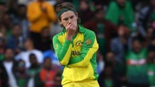 World Cup didn't go the way it should have for me: Adam Zampa