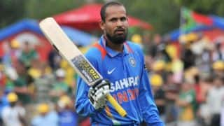 Yusuf Pathan suspended over Anti-Doping Rule Violation