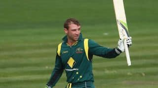 Phil Hughes croses first hurdle, time to pile on runs at international level