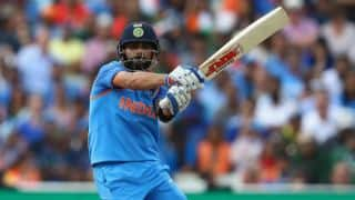 ICC Champions Trophy 2017: Virat Kohli becomes first player to amass 1,000 runs in successful run-chases in ICC events