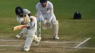 Virat Kohli's Vizag romance, Cheteshwar Pujara's love for new venues and other stats highlights from Day 1 of IND-ENG 2nd Test