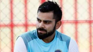 Angry Kohli questions India if they are putting 120% across disciplines