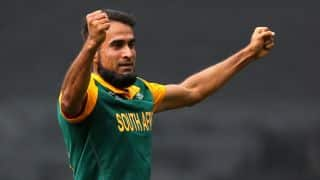 Sourav Ganguly: Imran Tahir a threat in Indian conditions