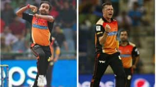 IPL 2014: Amit Mishra, Dale Steyn's struggle a concern for Sunrisers Hyderabad