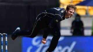 New Zealand will look to bounce back after Napier ODI loss against India: Lockie Ferguson