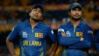 Sri Lankan celebrations marred by Mahela Jayawardene, Kumar Sangakkara's retirement controversy