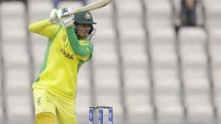 Cricket World Cup 2019: Australia conclude World Cup warm-up with comfortable five-wicket win over Sri Lanka