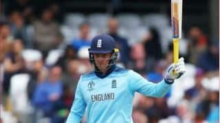 भारत के खिलाफ इंग्लैंड की टीम में जेसन रॉय कर सकते हैं वापसी