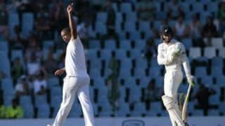 Lunch Report, 2nd Test, Day 3: SA seamers tear apart NZ batsmen