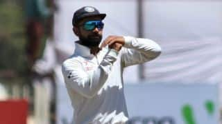 Kohli has got to show more gravitas and responsibility, feels Lawson
