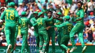 Pakistan v World XI, 1st T20I: Statistical Highlights