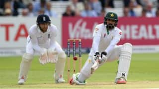 England's frailties exposed at Lord's by Pakistan