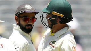 India vs Australia: Darren Lehman backs 'excitable Character' Darren Lehman