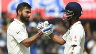 India vs New Zealand, 3rd Test: Virat Kohli-Ajinkya Rahane's partnership and other statistical highlights from Day 2