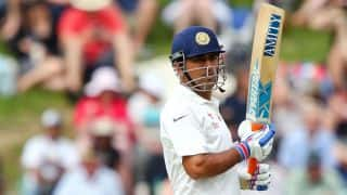 MS Dhoni calls for Indian batsmen to be more consistent