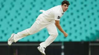 Sean Abbott takes 8 for 67 on First-Class return