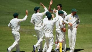 Australia vs South Africa, day-night Test, Day 4 Tea Report: Hosts sniff victory
