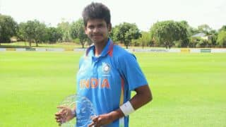 IND B 199 in overs 40.4, Live Cricket Score, Deodhar Trophy 2015-16, Final at Kanpur: India A win match and tournament