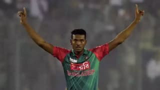 Arafat Sunny, Al-Amin Hossain recalled for India T20Is