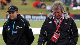 India tour of New Zealand 2014: Coach Mike Hesson urges pacers to be aggressive