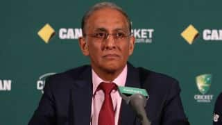 Haroon Lorgat resigns as chief executive officer of CSA