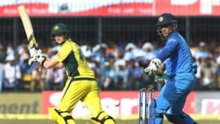 IND vs AUS, 4th ODI: Rain likely to play spoilsport at Bengaluru